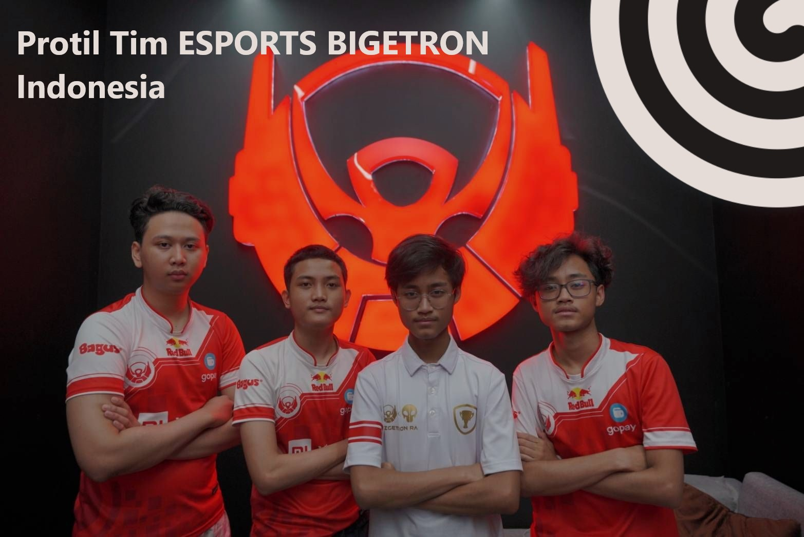 Protil Tim ESPORTS BIGETRON Indonesia